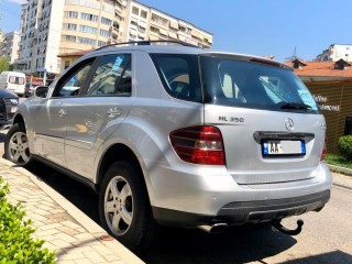 Makina ne Shitje: MERCEDES-BENZ ML 350 4Matic (BENZIN+GAZ) V6